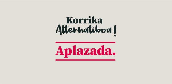Korrika alternativa: pospuesta para el próximo curso